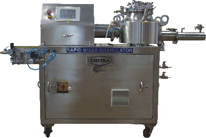 rapid mixer granulators manufacturers, rmg